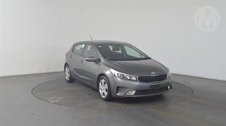 2017 Kia Cerato YD Hatch S A/T PE 5D Hatch Photo