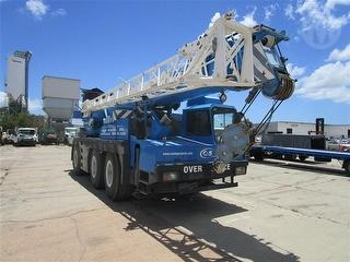 1995 Liebherr LTM1040 Crane (Mobile) SWL 40,000kg Photo