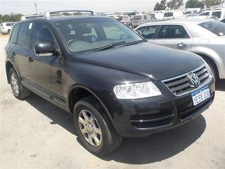 2005 Volkswagen Touareg S/Wagon Photo