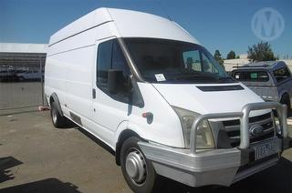 2008 Ford Transit 140T460 Van GVM 4,490kg Photo