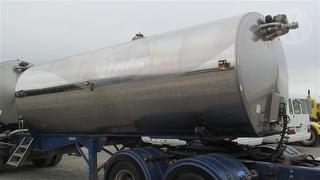 2006 Byford BFN BP4 Alby MK5 19M Lead Tanker (Milk) Sold as part of a set ATM 38,000kg Photo