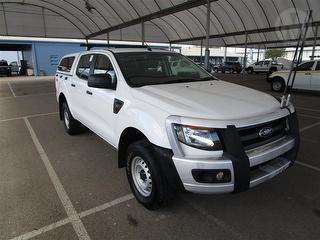 2013 Ford Ranger PX XL 4D Dual Cab Utility (QFLEET) Photo