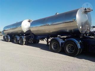 2006 Byford BFN BP4 Alby MK5 Tanker (Milk) Sold as part of a set Photo