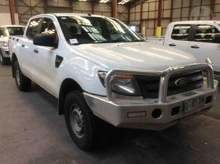 2013 Ford Ranger PX XL Dual Cab Utility Photo