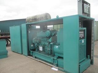 Onan 310dfcc Generator (Industrial) 388kva Photo