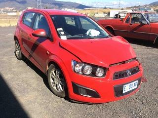 2015 Holden Barina TM CD Hatch Photo