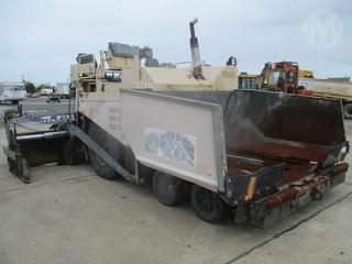 2005 Bitelli BB760 Road Paver Photo