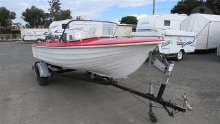 Custom Boat (Runabout) To be sold with Custom Boat Photo
