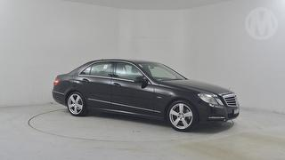 2011 Mercedes-Benz E Class W212 E250 CGI 4D Sedan Photo
