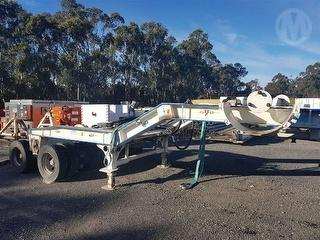 2009 SES 50 Series 2X8 Dolly Dolly ATM 4,500kg Photo