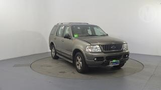 2003 Ford Explorer UX Limited S/Wagon Photo