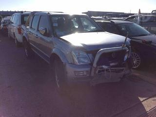 2004 Holden Rodeo RA LT Dual Cab Utility Photo