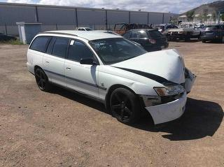 2004 Holden Commodore Station Wagon Photo