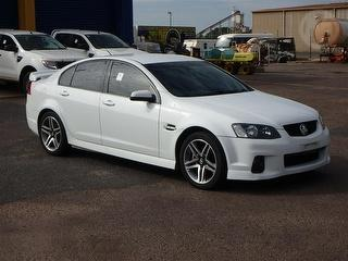 2011 Holden Commodore VEII SV6 4D Sedan Photo