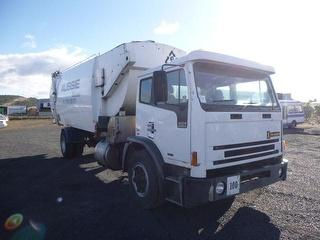 2000 Iveco Acco 2350G Garbage compactor (Side l GVM 16,000kg Photo