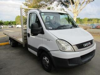 2011 Iveco Daily 50C18 Tray GCM 8,700kg Photo