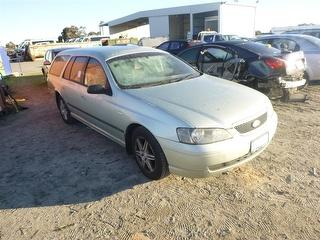 2003 Ford Falcon BA XT Station Wagon Photo