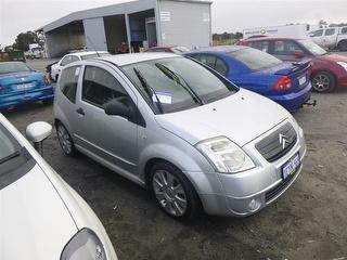 2006 Citroen C2 VTS Hatch Photo