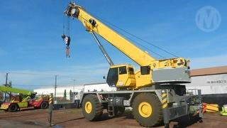 2012 Grove RT 9150e Crane (Rough terrain) Located in Karratha Photo