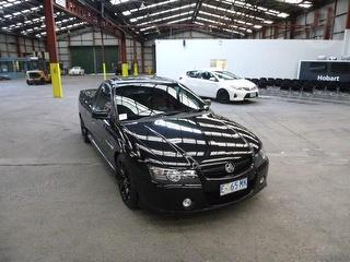 2005 Holden Commodore VZ Ute SS 2D Utility Photo