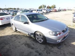 2008 Ford Falcon BF MKII XR6 Sedan Photo