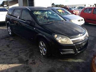 2005 Holden Astra AH CDX Station Wagon Photo