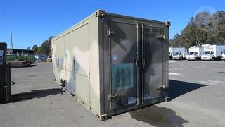 Custom Laundry Shipping container 2 Washing Machines & LPG Dryers.Water Boiler.Storgae Tank. Photo