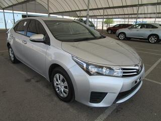2014 Toyota Corolla ZRE172R Ascent 4D Sedan (QFleet) Photo