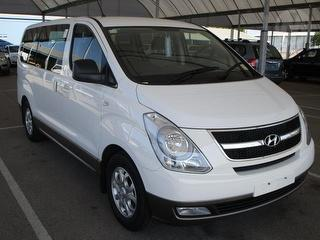 2015 Hyundai iMax Shuttle SLX 5D S/Wagon (QFleet) Photo