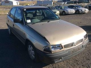 1997 Holden Astra TR City Hatch Photo