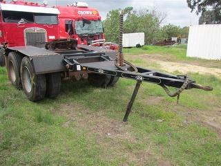 2014 Southern Cross Standard Tandem Dolly Dolly ATM 18,000kg Photo