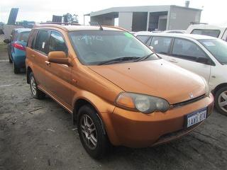 2001 Honda HRV S/Wagon Photo