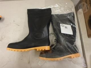 Ingco Size 11 Safety Boots Miscellaneous Photo