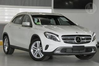 2014 Mercedes-Benz GLA 200 CDI 5D Estate Photo