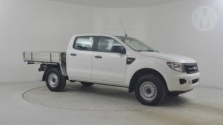 2015 Ford Ranger PX MKII XL Plus 4D Dual Cab Chassis Photo