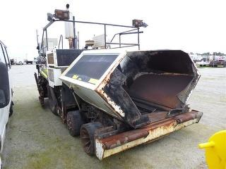 2007 Ingersoll Rand Blaw Knox 2181 Bitumen Spreader (unreg) Photo