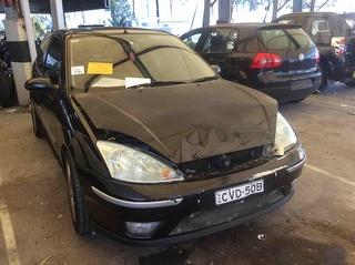 2002 Ford Focus LR Zetec 3DR Hatch Photo