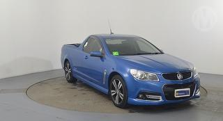 2015 Holden Commodore VF Ute SV6 Storm 2D Utility Photo
