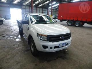 2014 Ford Ranger PX XL 2D Cab Chassis Photo