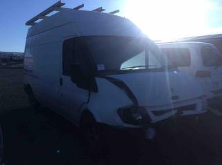 2002 Ford Transit VH Lwb Van Photo