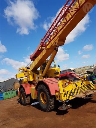 1992 Grove RT 634 36.0T Crane (Rough terrain) Offsite Located IN Karratha (unreg) SWL 36,000kg Photo