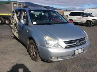 2006 Kia Grand Carnival EX Wagon Photo