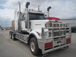 2012 Western Star 6900fx Prime Mover Located Off Site GCM 163,500kg Photo