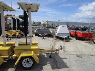 2012 NA T-L Trailer 1 Trailer (Plant) Selling With stock 5114581 ATM 375kg Photo