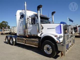 2010 Western Star 4900 FX Constelation Prime Mover 1 Key, Icepack 2000-nc, LOCATED IN FORRESTFIELD G Photo