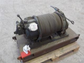 Ingersoll Rand HUL40 air Winch SWL 2 Ton Miscellaneous Photo
