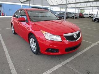 2012 Holden Cruze JH CD 5D Hatch (QFleet) Photo