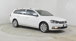 2014 Volkswagen Passat 118TSI 5D Station Wagon Photo
