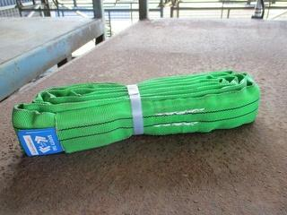 Lift Safe 1METER/2000KG Lifting Sling Construction Equipment Photo