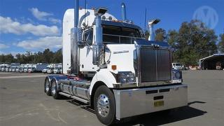 2013 Western Star 4800FX Constellation Prime Mover GVM 27,400kg Photo